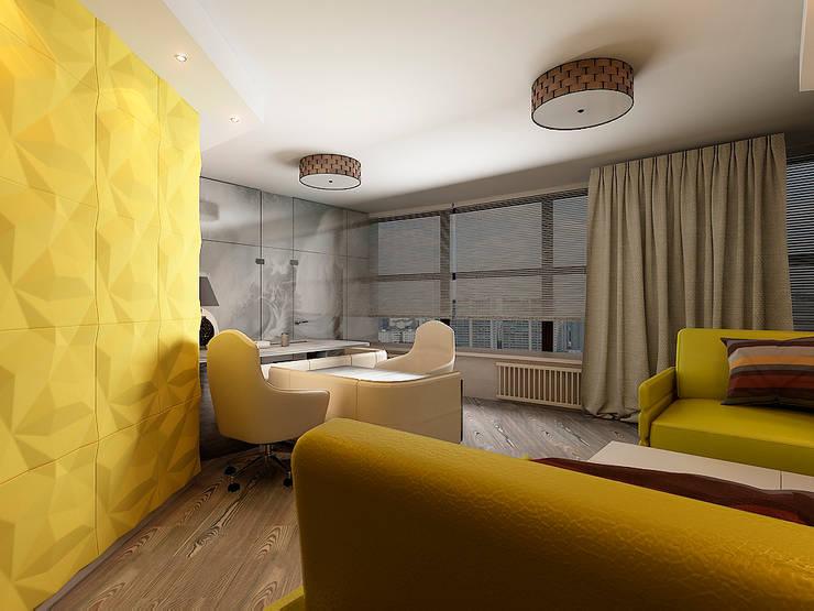Офис: Офисные помещения в . Автор – Ольга Зелинская