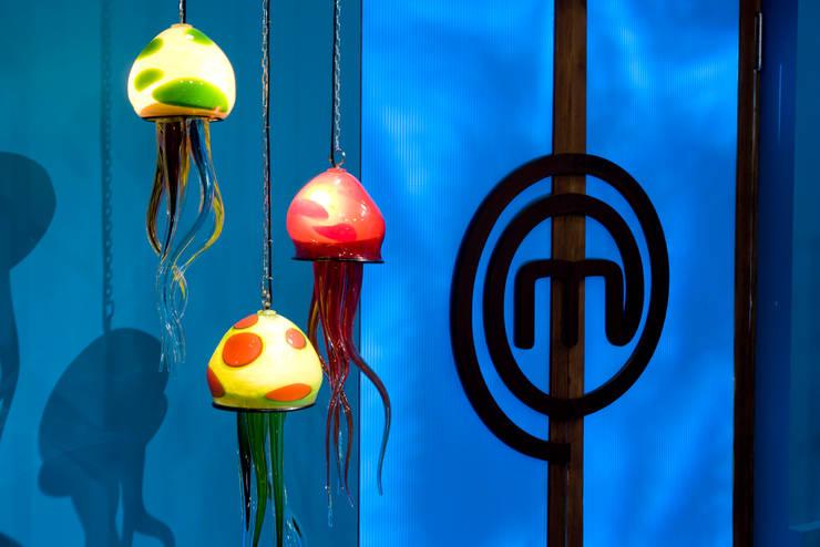 Medusas: Arte de estilo  de Alba Martín Vidrio Soplado