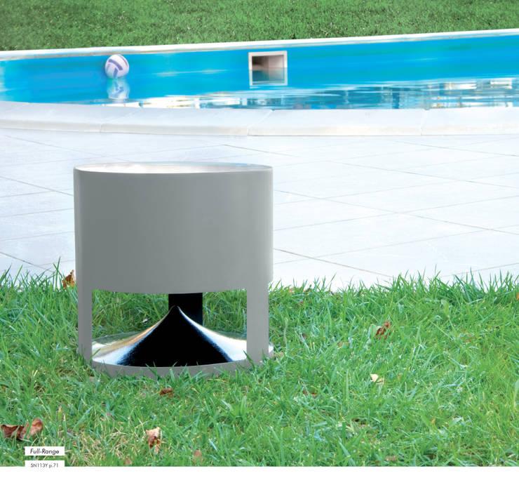 Outdoor Lautsprecher:  Garten von media & home :: hoffmann