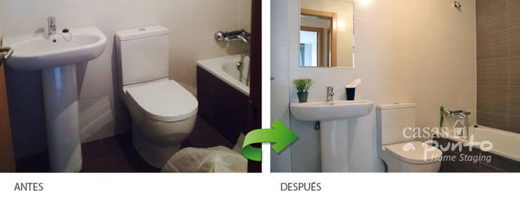Los baños...:  de estilo  de Casas a Punto home staging