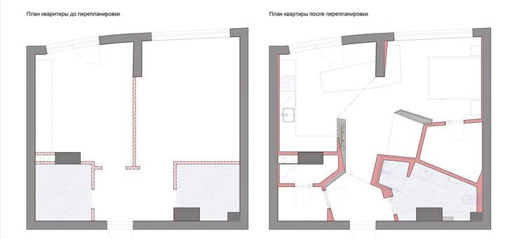 Изображение - Как сделать проект перепланировки квартиры 27