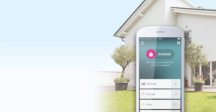 Smart Home Sicherheit Energie Von Telekom Deutschland Gmbh Homify