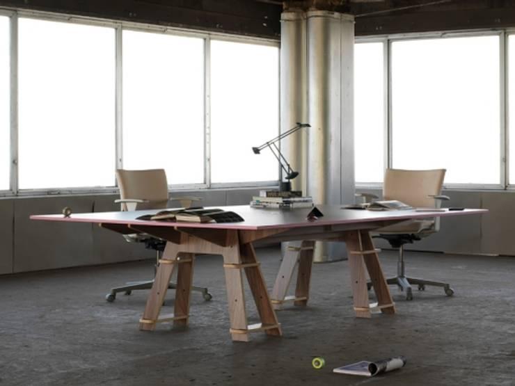 Study/office by lorenzo alvarez arquitectos