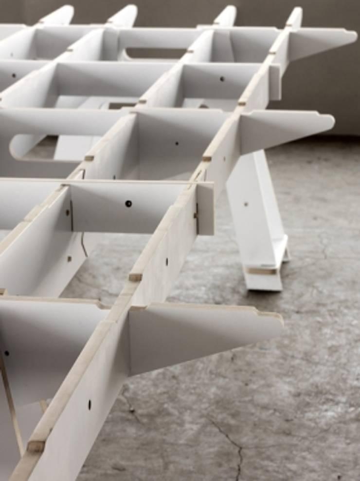 Estudio de estilo  por lorenzo alvarez arquitectos