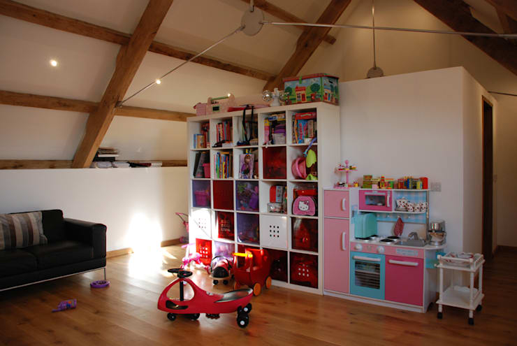 Nursery/kid's room by The Bazeley Partnership