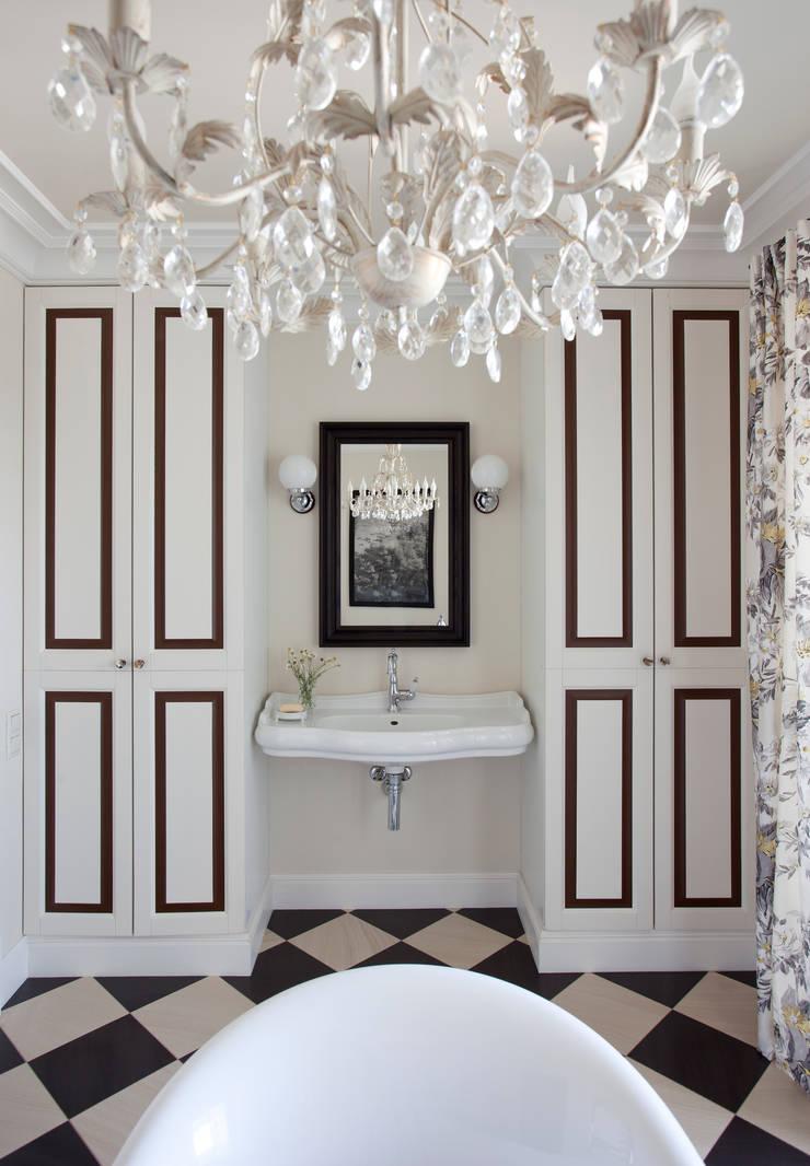 Хозяйская ванная.: Ванные комнаты в . Автор – Оксана Панфилова