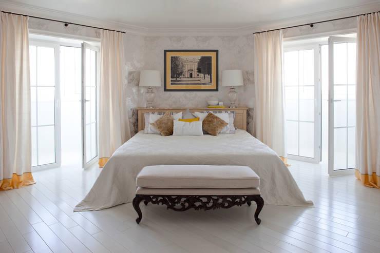 Спальня.: Спальни в . Автор – Оксана Панфилова