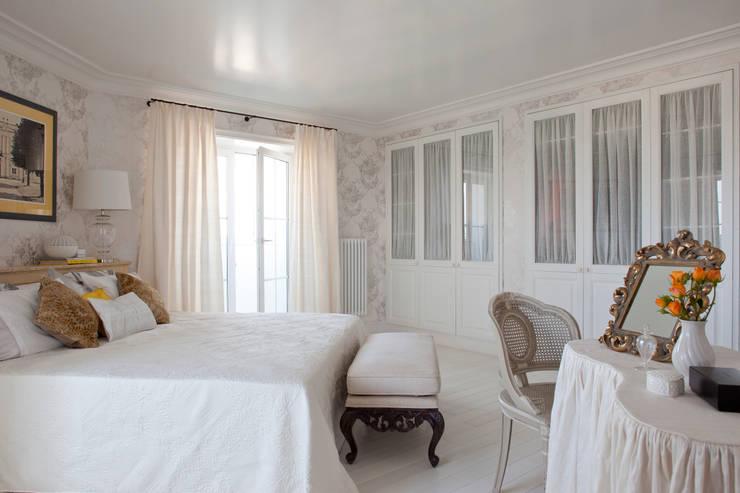Спальня.: Спальная комната  в . Автор – Оксана Панфилова