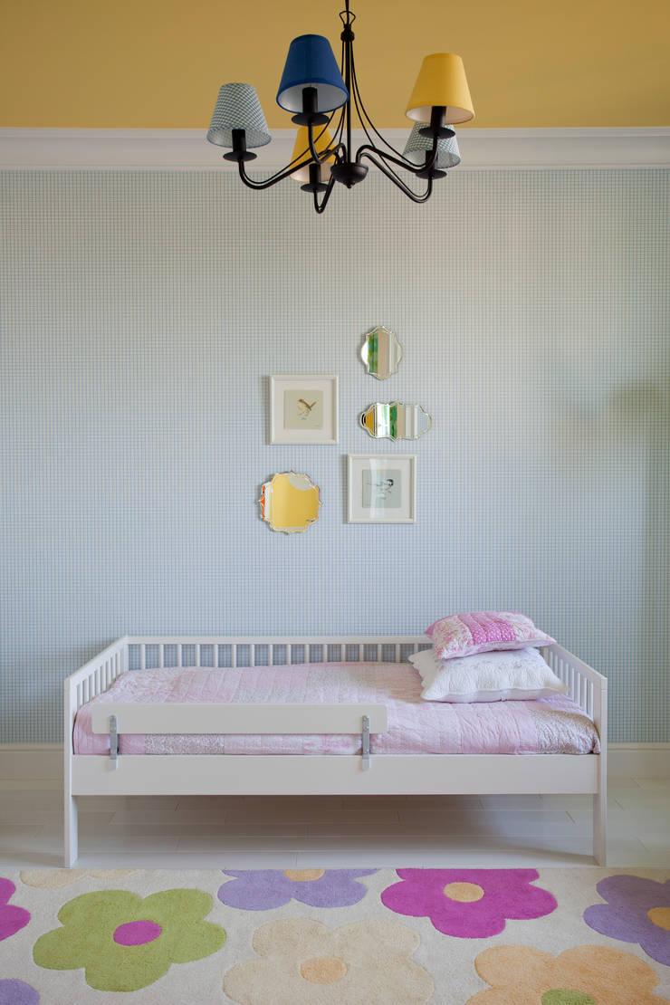 Детская спальня.: Детские комнаты в . Автор – Оксана Панфилова