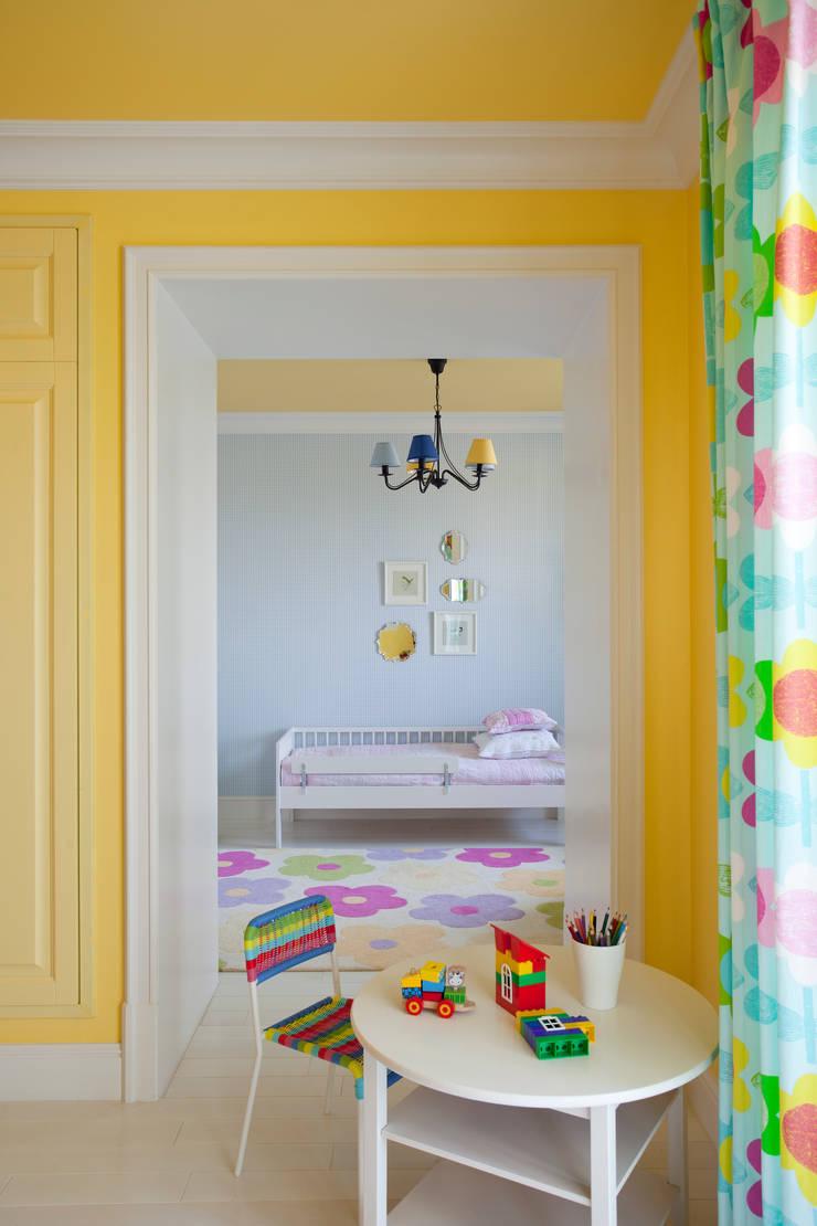 Вид из игровой.: Детские комнаты в . Автор – Оксана Панфилова