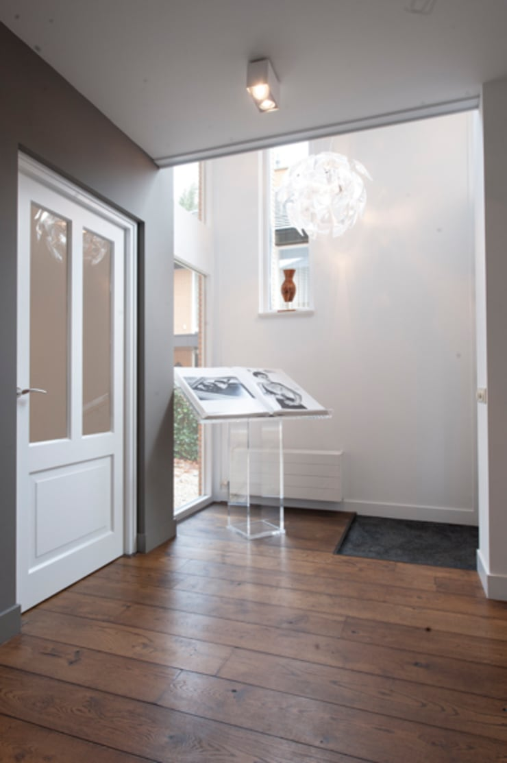 Interieuradvies benedenverdieping Zeist: modern  door Mood Interieur, Modern
