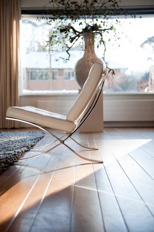 Interieuradvies en levering van het meubilair: modern  door Mood Interieur, Modern