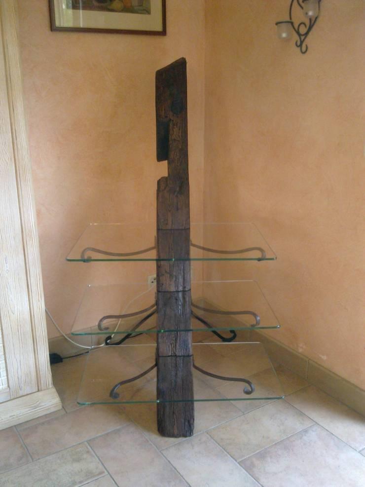 Regal Aus Altholz Von Tischlerei Rmd Rustikales Mobeldesign Homify