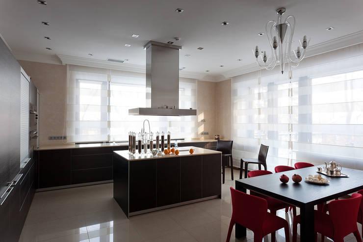 Кухня:  в . Автор – DAR-studio