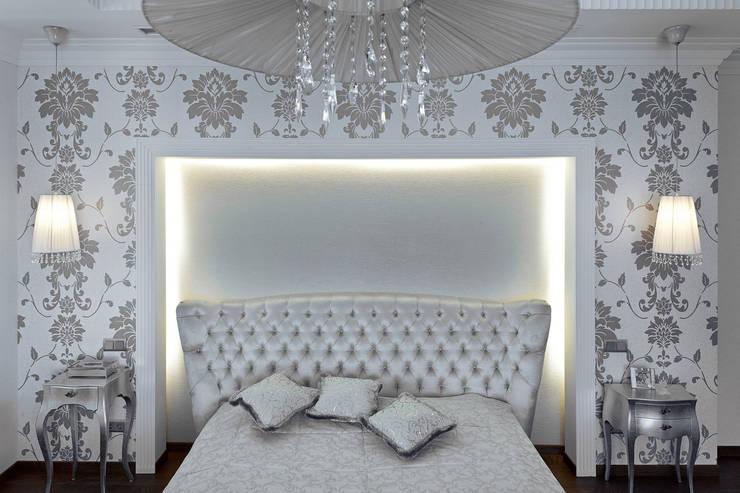 Спальня:  в . Автор – DAR-studio