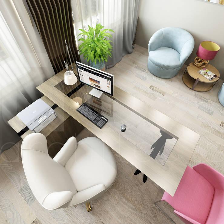 Офис компании <q>РВД</q>: Офисные помещения в . Автор – ЙОХ architects