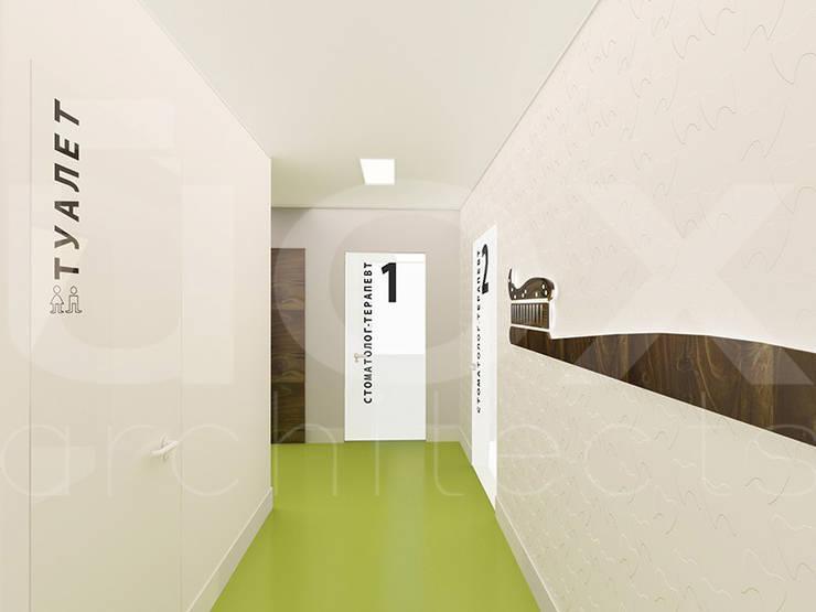 Стоматология <q>Denta Family</q>: Кабинеты врачей в . Автор – ЙОХ architects