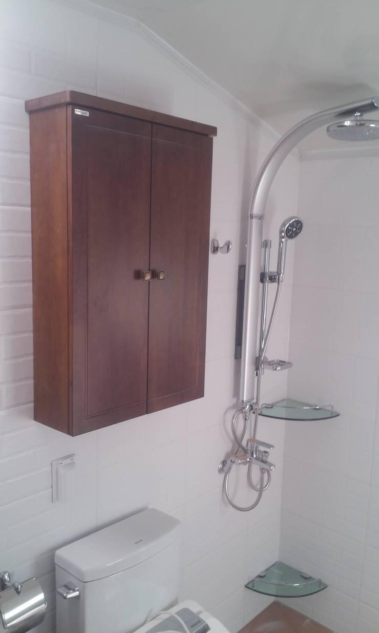시공사례: 미라클욕실의  욕실