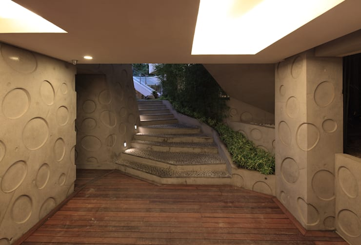 走廊 & 玄關 by IROJE KIMHYOMAN,
