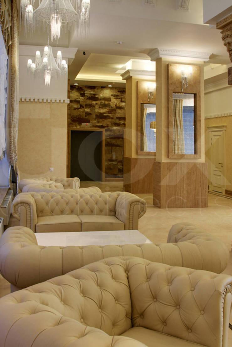 """Жилой дом """"Fenix de luxe"""":  в . Автор – ЙОХ architects"""