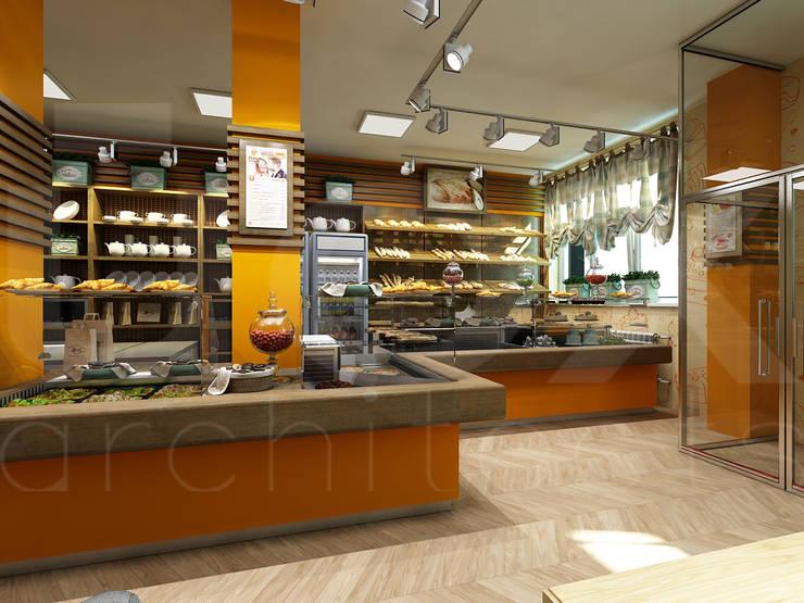 """Кулинария """"Сели-съели"""": Ресторации в . Автор – ЙОХ architects"""