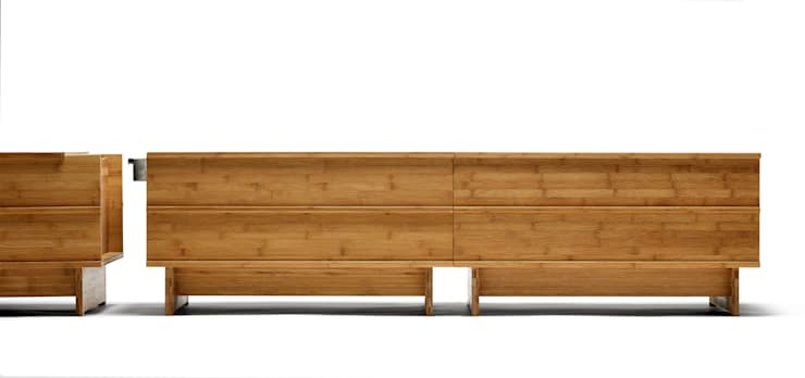 Correlations Bench:  Dining room by We Do Wood