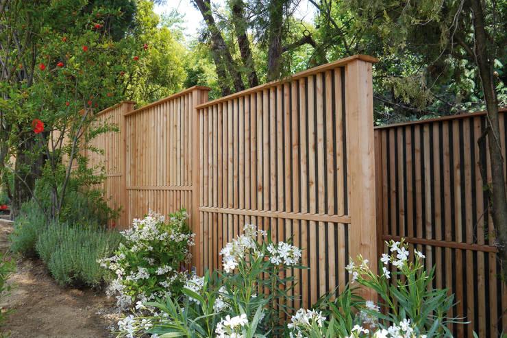 Tuin door Braun & Würfele - Holz im Garten