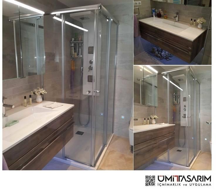 Umit Nizam İç Mimarlık – ÜMİTASARIM İÇMİMARLIK VE UYGULAMA 0232 323 7 000:  tarz Banyo