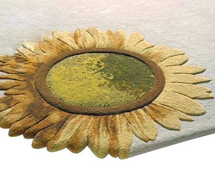 Alfombras Veo Veo, Veo Veo Classics .-  Sunflower: Hogar de estilo  de Alfombras Veo Veo