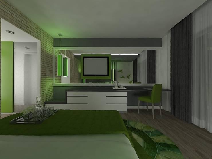 Pıcco Desıgn & Archıtecture – MANAVGAT CONCEPT BOUTİQUE HOTEL:  tarz Oteller