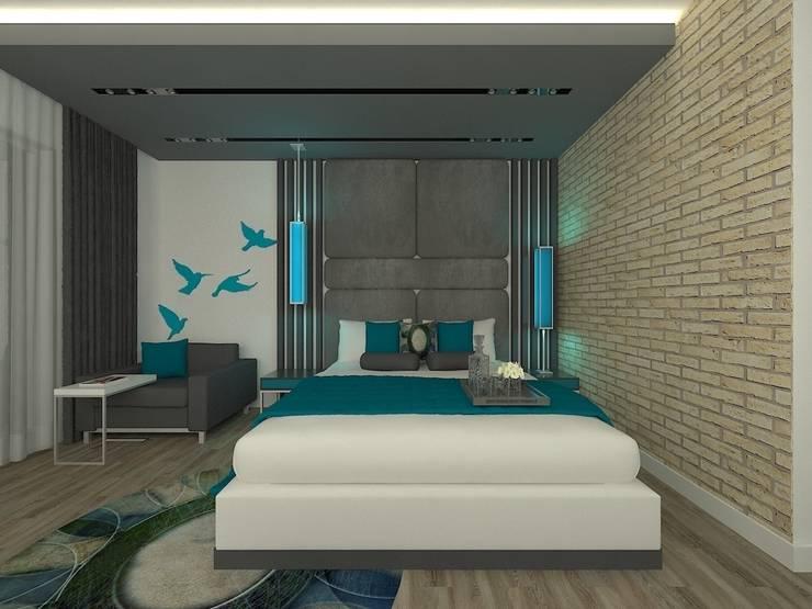 Pıcco Desıgn & Archıtecture – MANAVGAT CONCEPT BOUTİQUE HOTEL:  tarz Klinikler