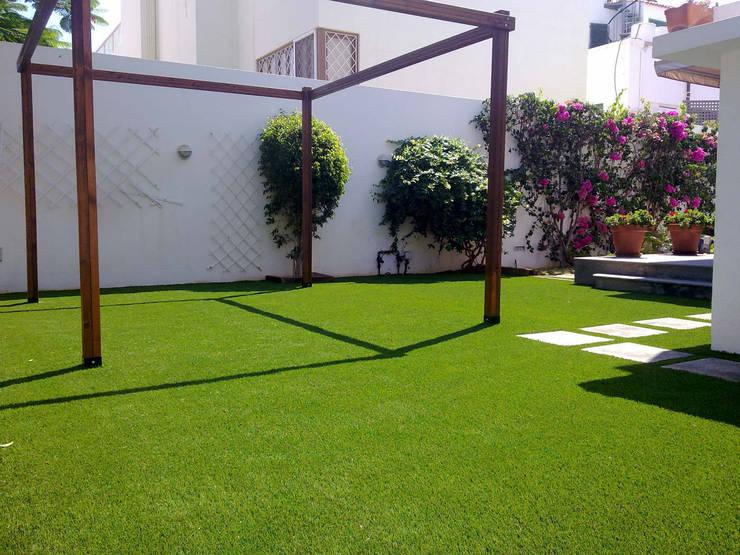 Projekty,  Ogród zaprojektowane przez Ceramistas s.a.u.