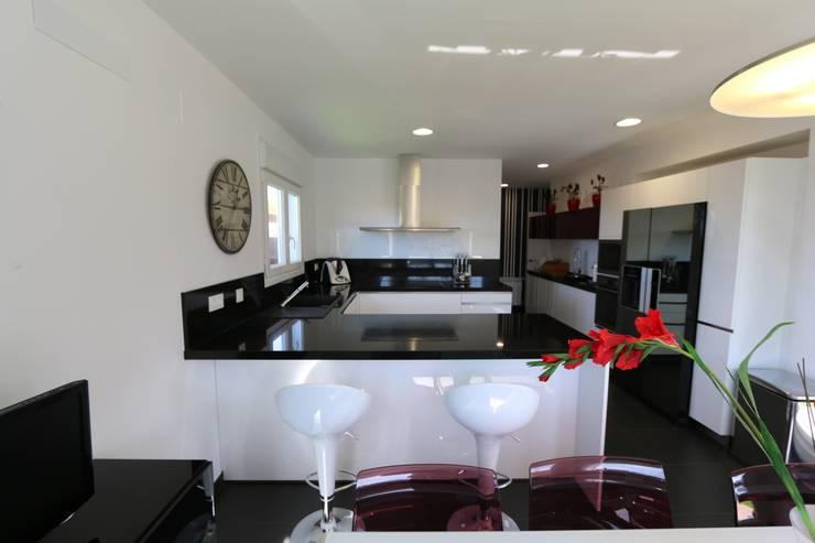 eclectische Keuken door Canexel