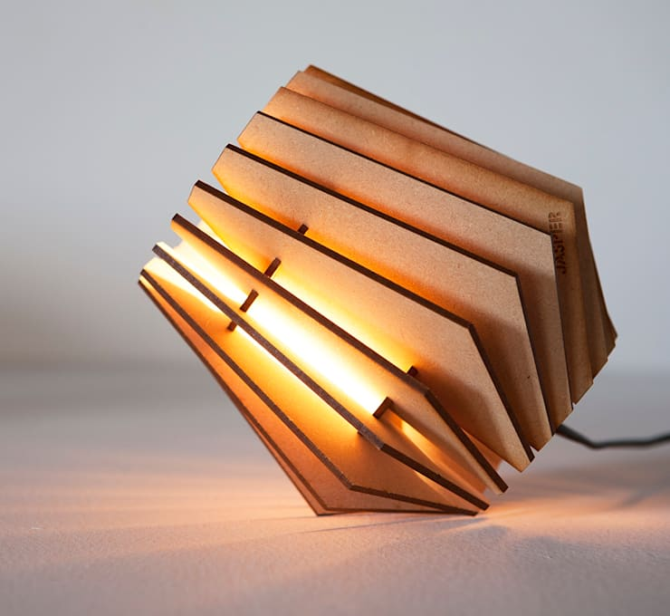 Mini-spot: modern  door Van Tjalle en Jasper, Modern