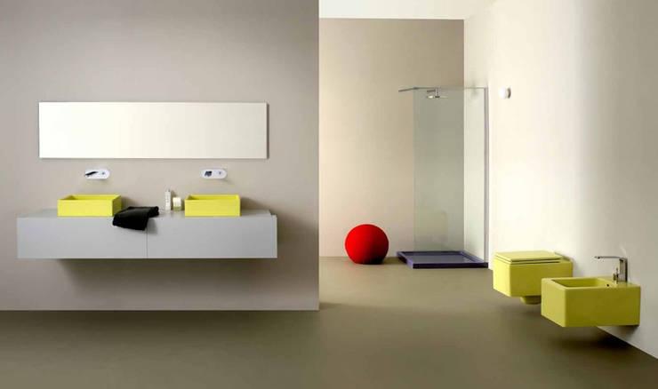 Sanitarios : Baños de estilo  de Ceramistas s.a.u.