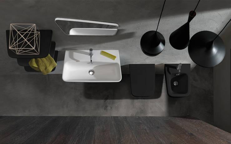 Sanitarios: Baños de estilo  de Ceramistas s.a.u.