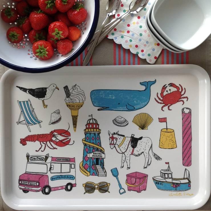 Projekty,  Kuchnia zaprojektowane przez New House Textiles Ltd