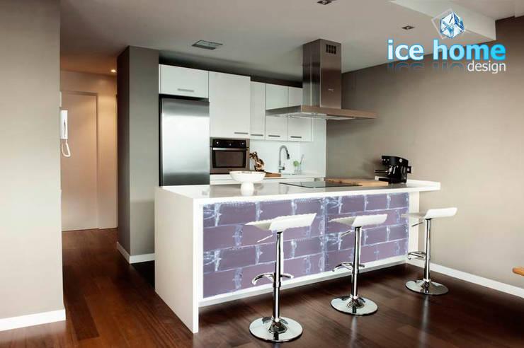 Kitchen:  Kitchen by LK Trading ltd/ Icefery