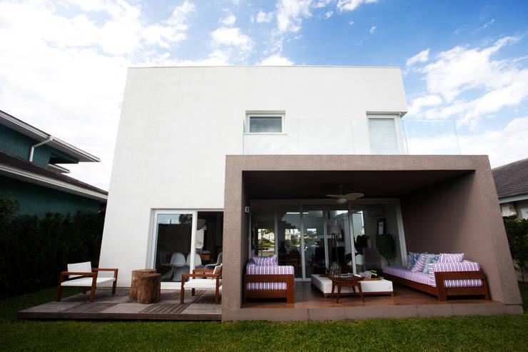 minimalistic Houses by Tweedie+Pasquali