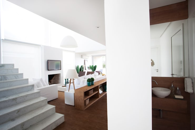 Salas de estilo  por Tweedie+Pasquali
