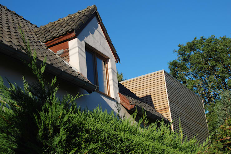 REMISE EN ORDRE: Maisons de style  par SECHEHAYE Architecture et Design