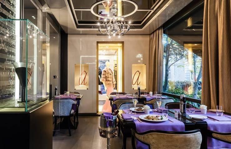 Carlton Caffe Baglioni Milan :  Hotels by SoFarSoNear