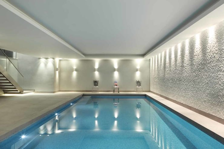 POOL:  Pool by Iggi Interior Design
