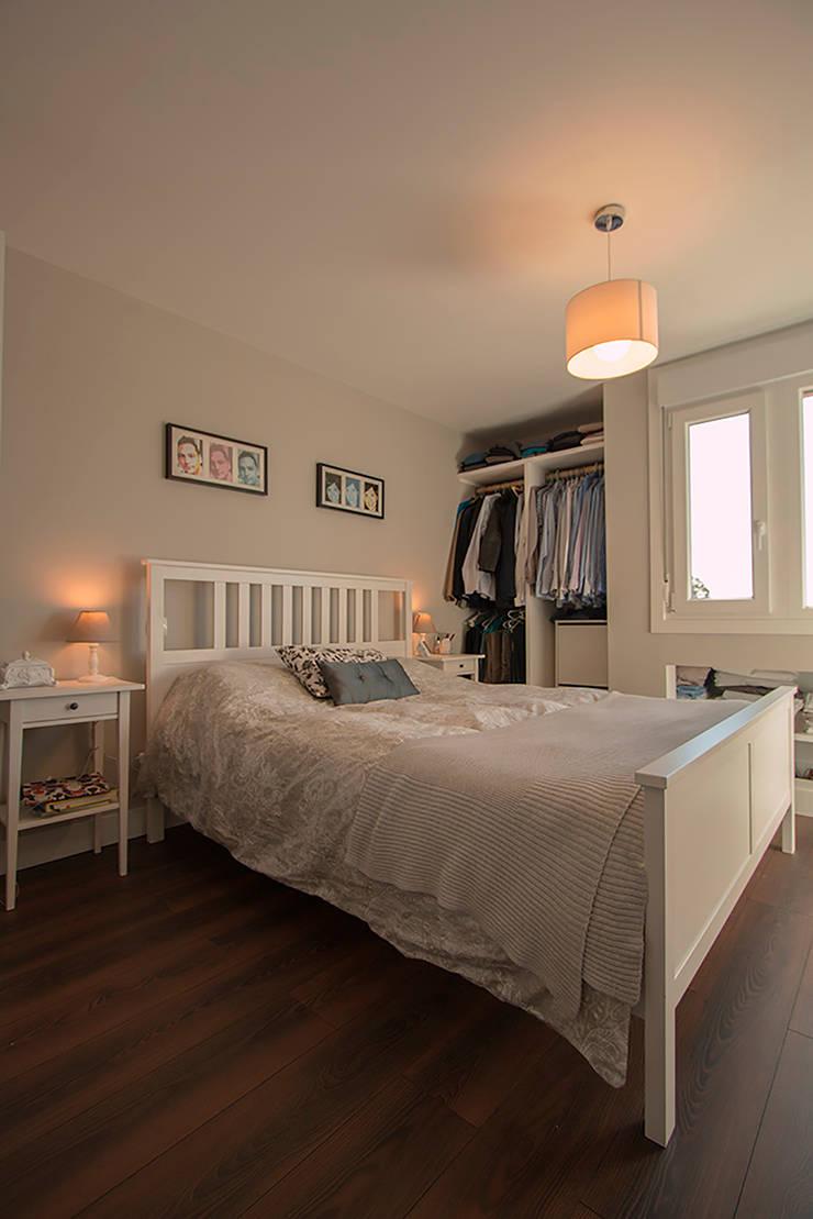 Dormitorio principal: Dormitorios de estilo  de Canexel