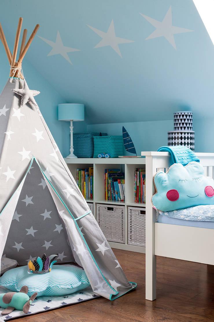 Pokój chłopca: styl , w kategorii Pokój dziecięcy zaprojektowany przez Toto Design,