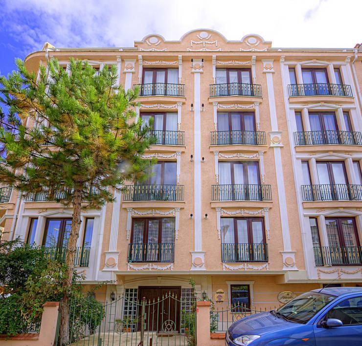 Modern houses by NK Fotoğraf ve Video Prodüksiyon Modern
