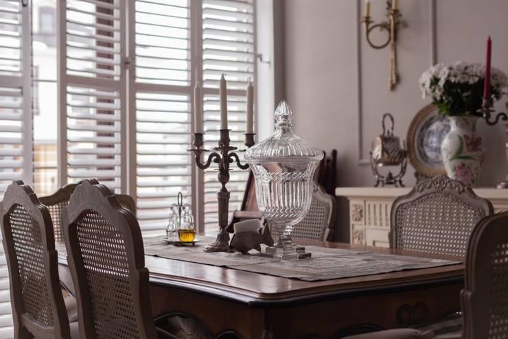 Объект №3: Столовые комнаты в . Автор – KM Studio