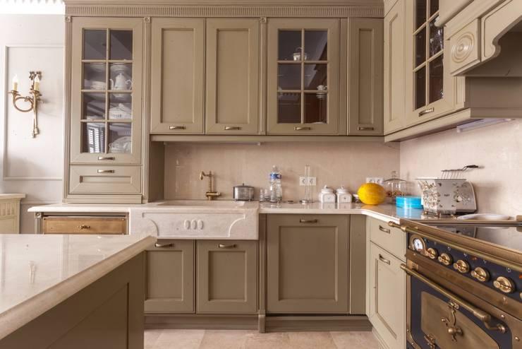 Объект №3: Кухни в . Автор – KM Studio