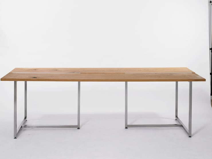 Eettafel model T3456:  Keuken door GHYCZY, Industrieel