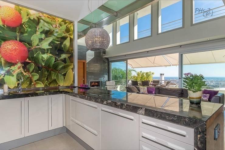 Cocina abierta: Cocinas de estilo  de Hansen Properties